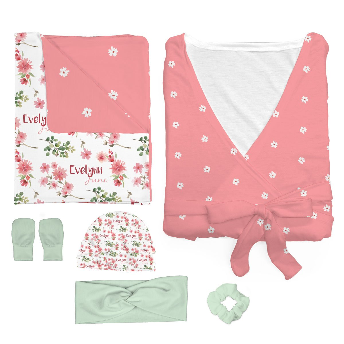 Evelynn's Spring Blossoms | Mommy and Me Bundle