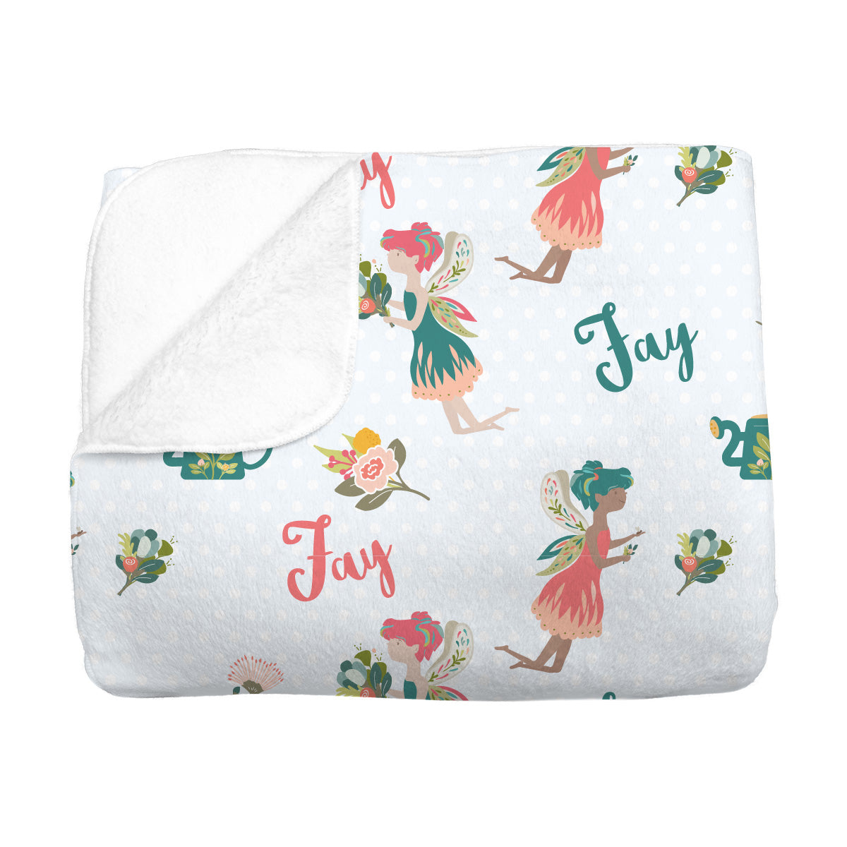 Fay's Fairies | Big Kid Blanket