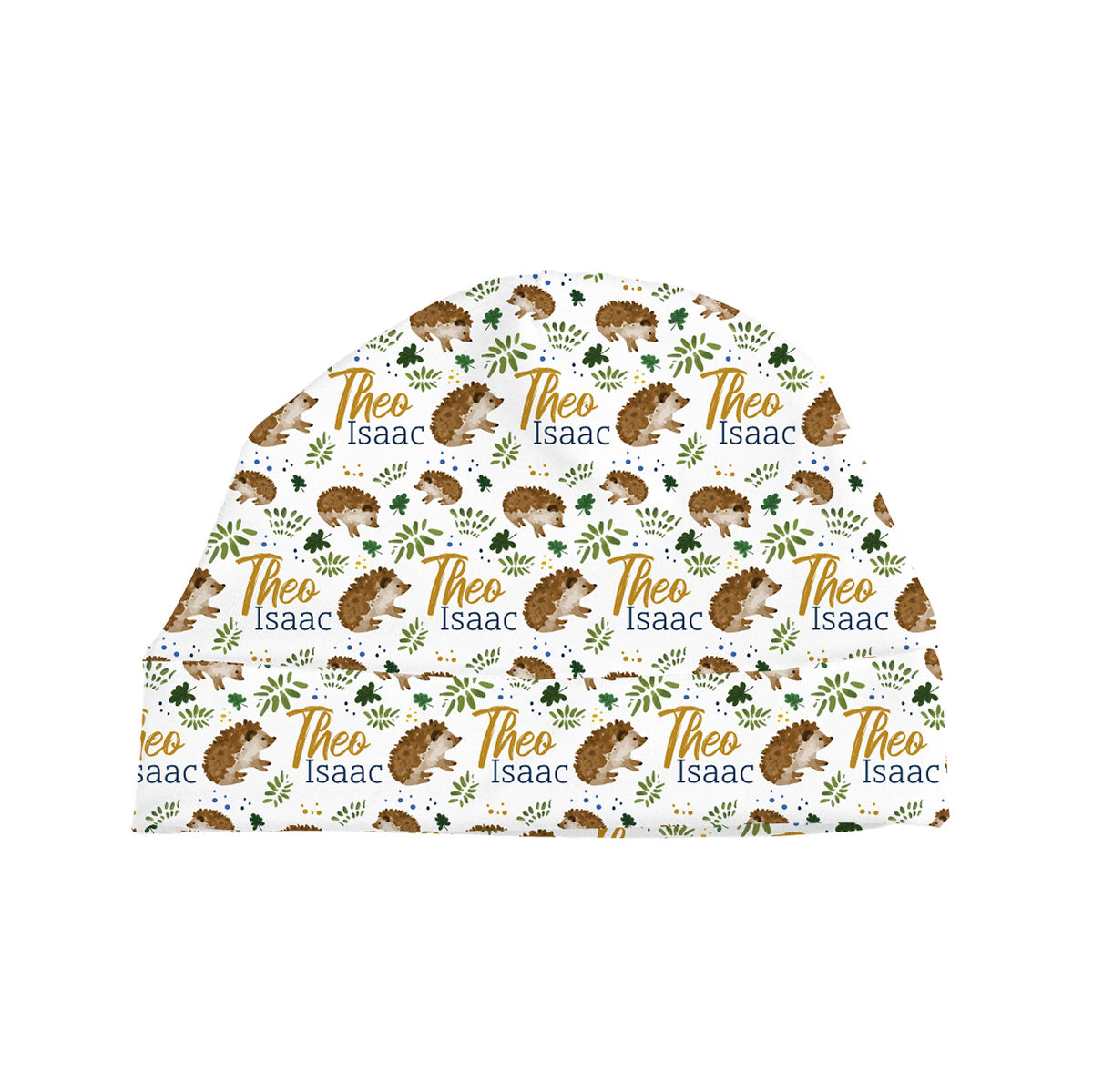 Forest Hedgehogs | Baby Hat