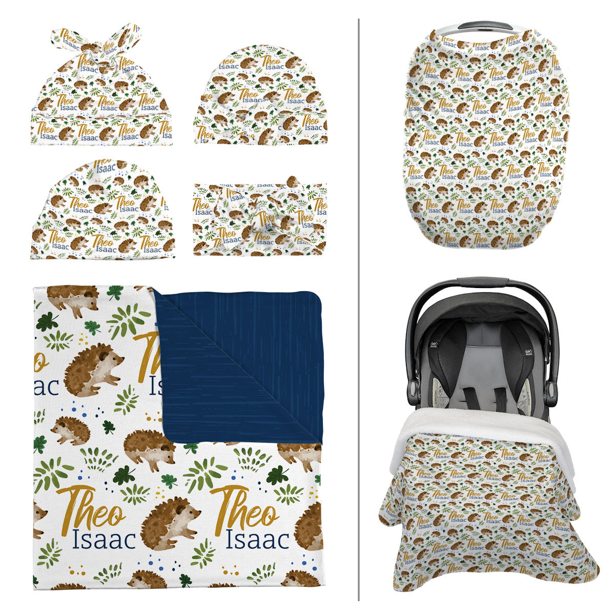 Forest Hedgehogs | Take Me Home Bundle