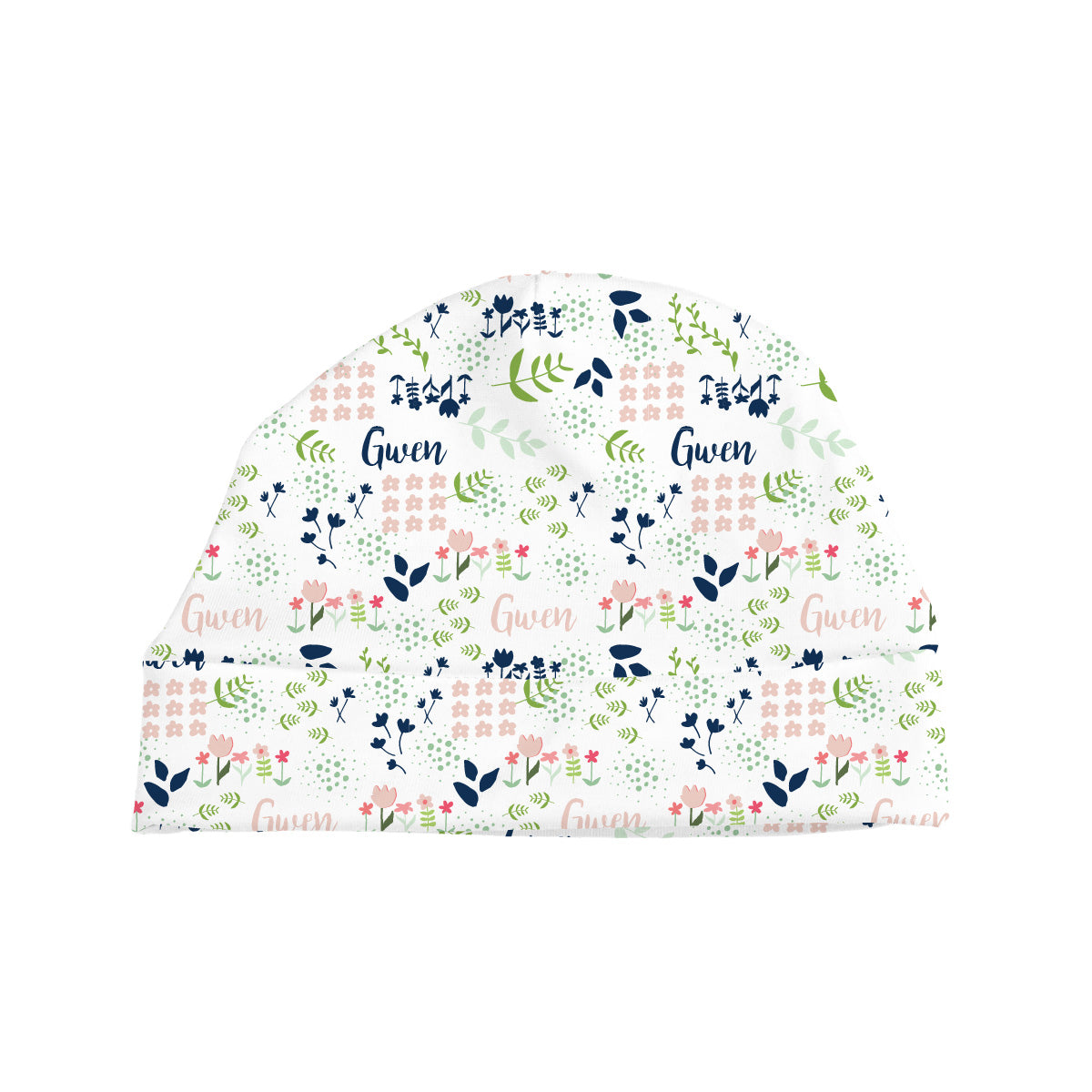 Gwen's Field of Flowers | Baby Hat