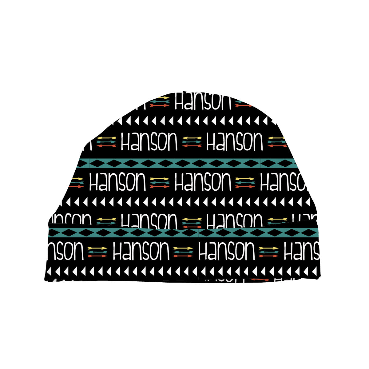 Hanson's Aztec and Arrows | Baby Hat
