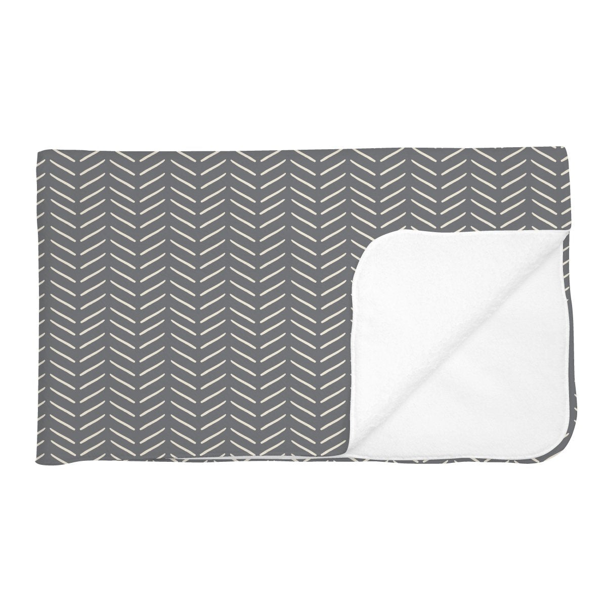 Harvey's Modern Herringbone | Adult Size Blanket