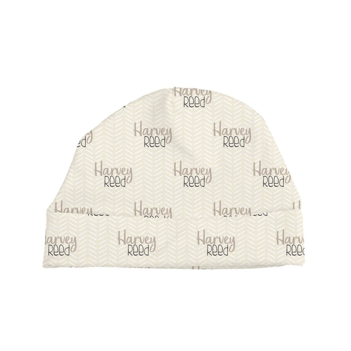 Harvey's Modern Herringbone | Baby Hat