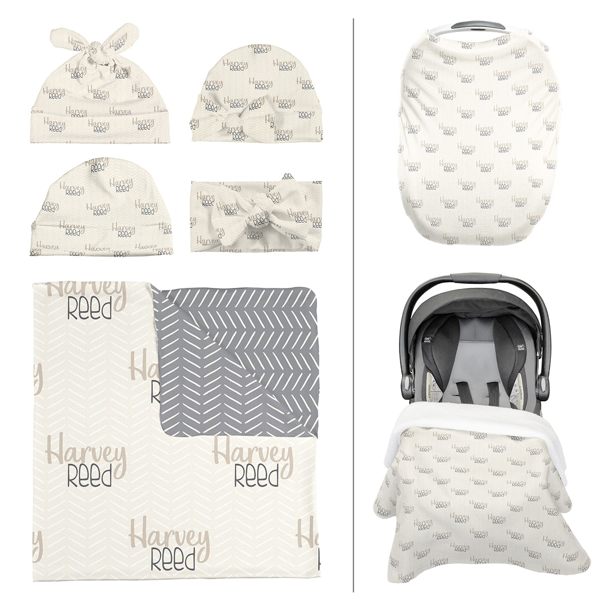 Harvey's Modern Herringbone | Take Me Home Bundle