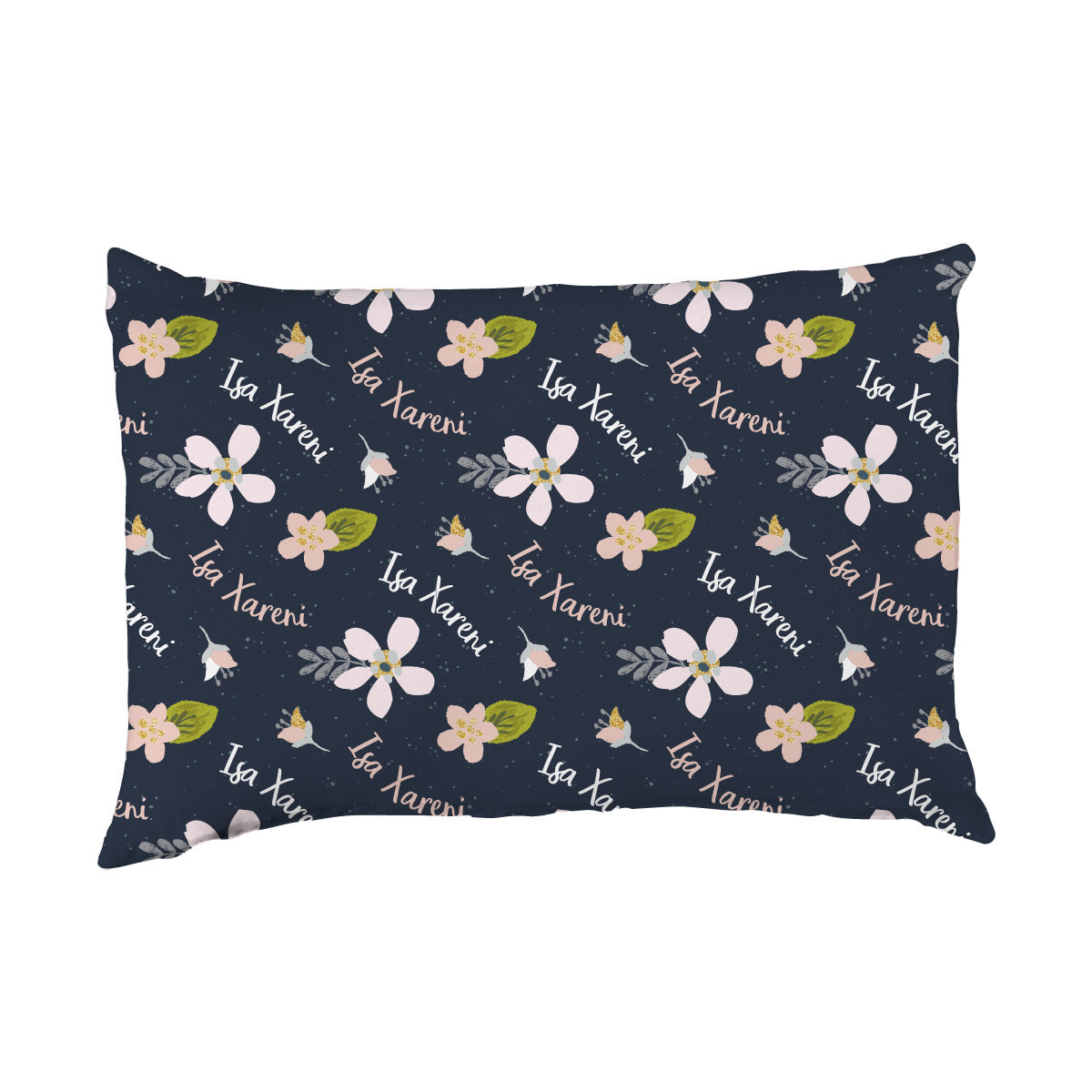 Isa's Dainty Daisy | Big Kid Pillow Case