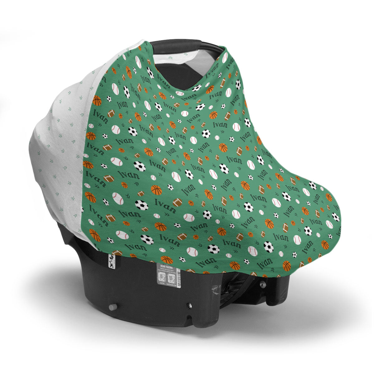 Ivan's Multi Sports | Car Seat Cover (Multi-Use)