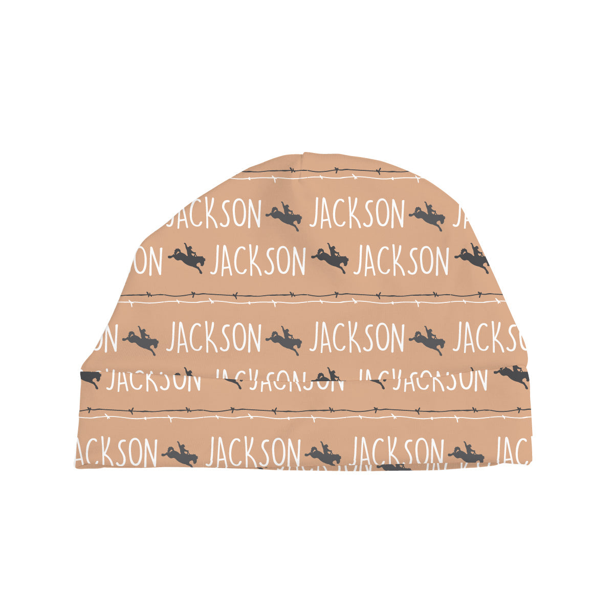 Jackson's Bucking Bronco | Baby Hat