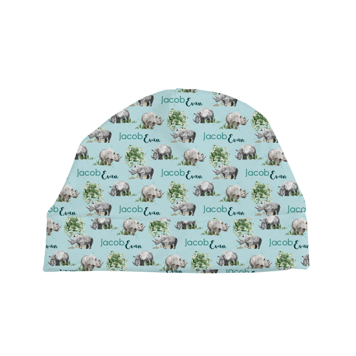 Jacob's Mighty Rhino | Baby Hat