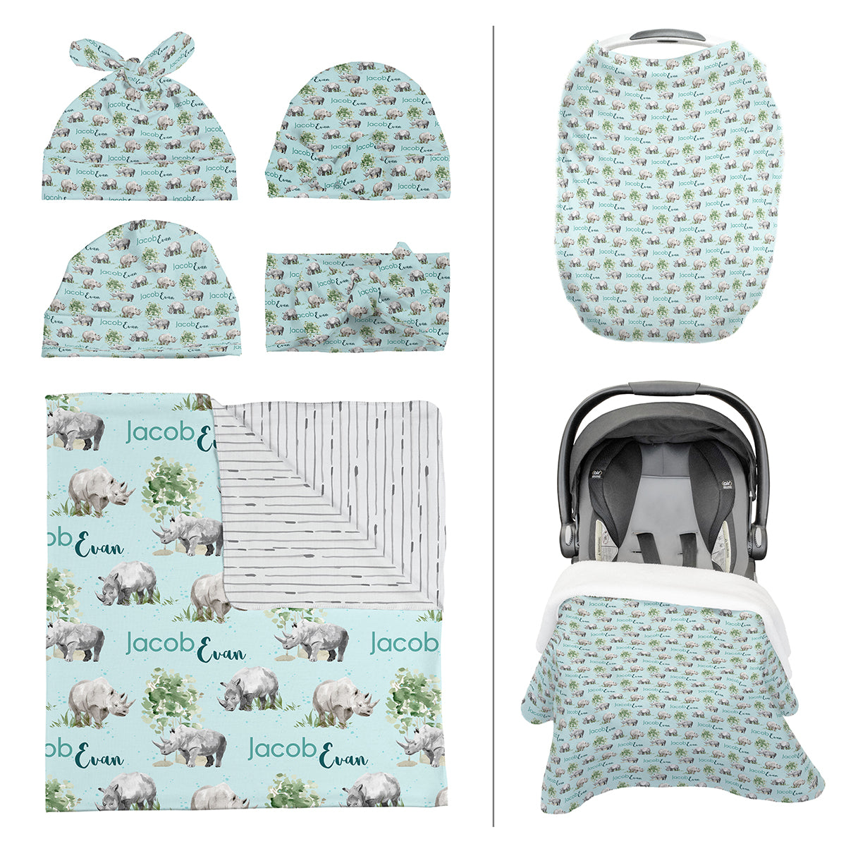 Jacob's Mighty Rhino | Take Me Home Bundle