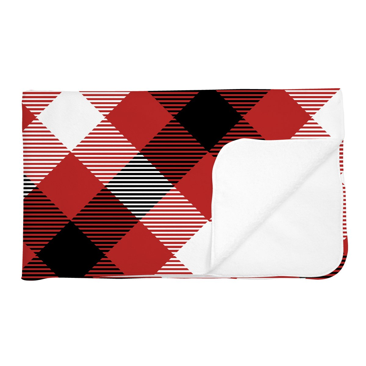 Jaxon's Multi Buffalo Check | Adult Size Blanket