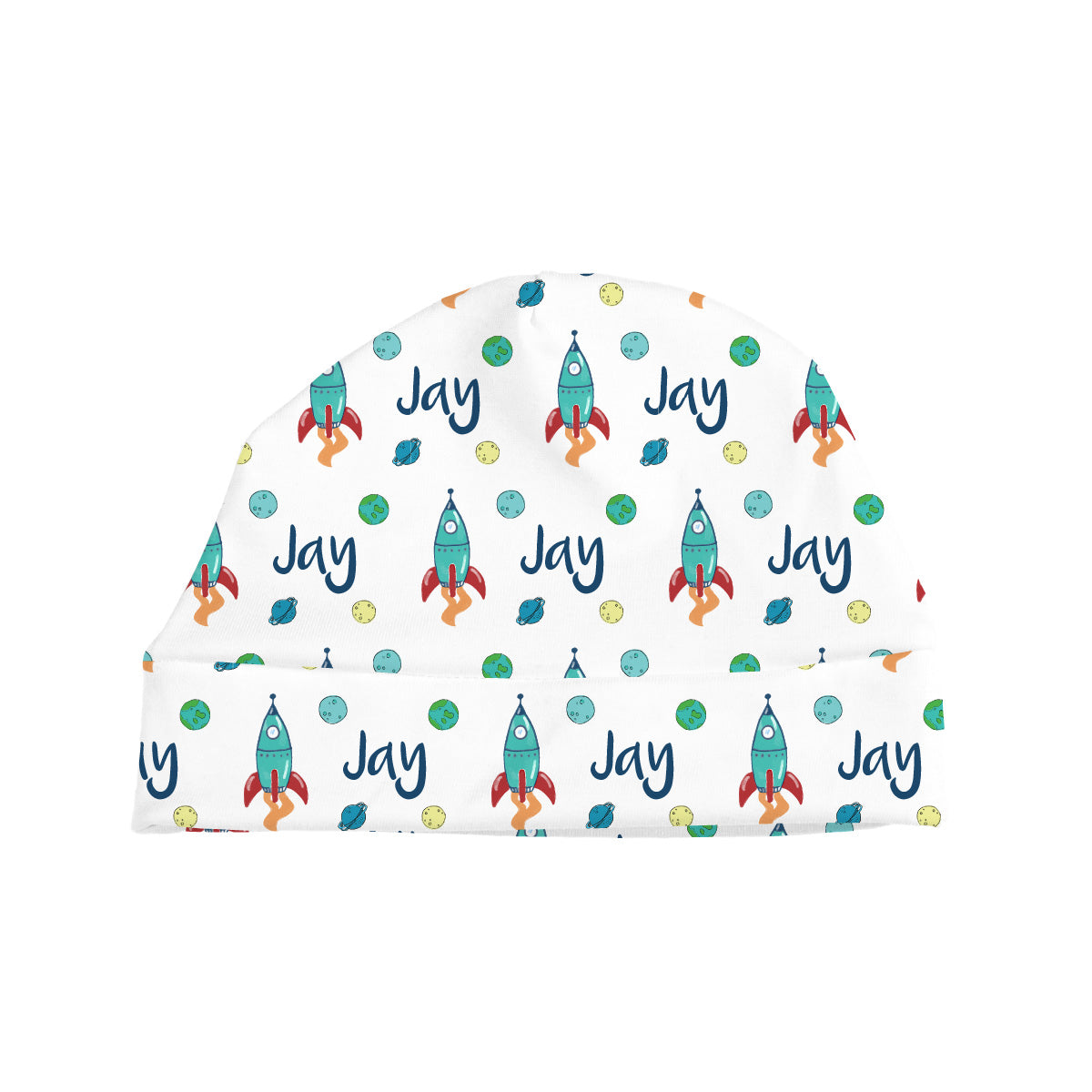 Jay's Space Exploration | Baby Hat