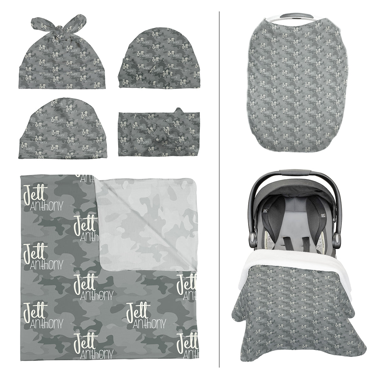 Jett's Graphite Camo | Take Me Home Bundle