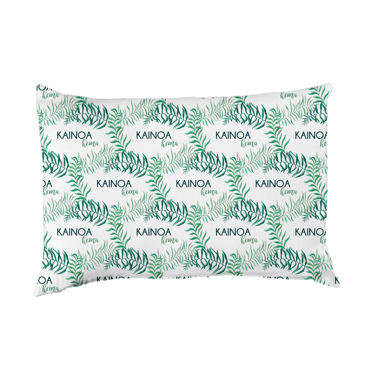 Kainoa's Palm Tree | Big Kid Pillow Case