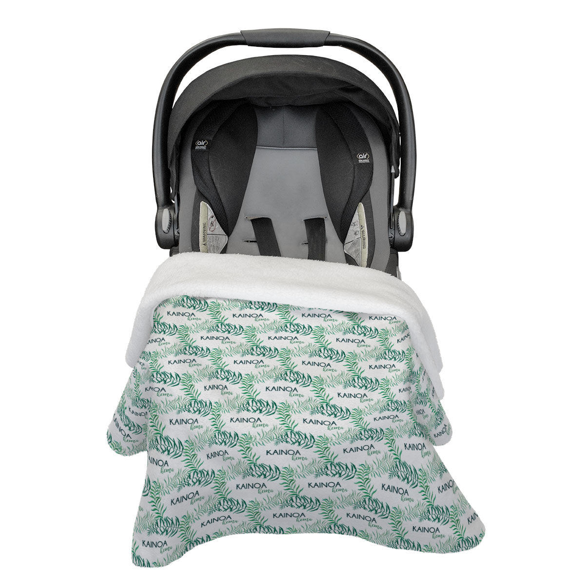 Kainoa's Palm Tree | Car Seat Blanket