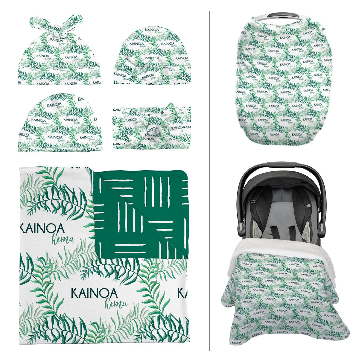 Kainoa's Palm Tree | Take Me Home Bundle