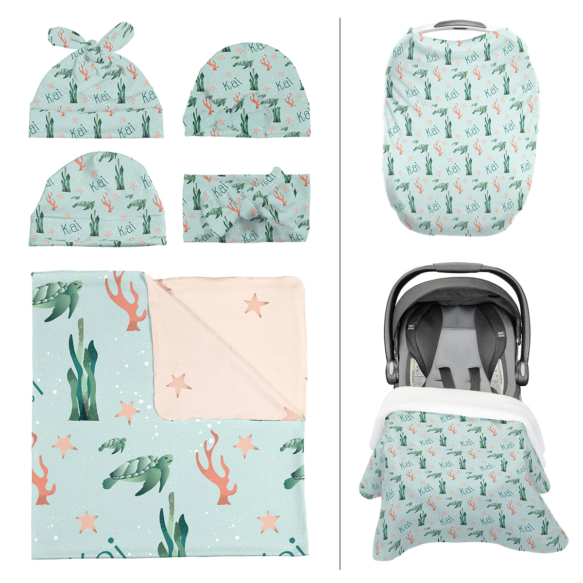 Kai's Serene Sea Turtle | Take Me Home Bundle