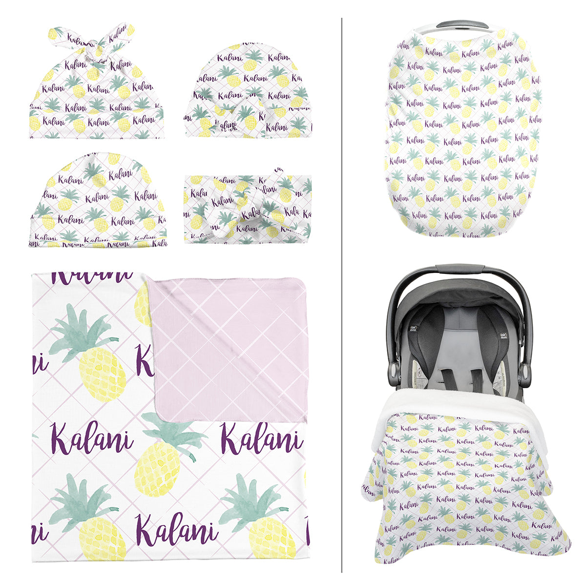 Kalani's Island Pineapple | Take Me Home Bundle