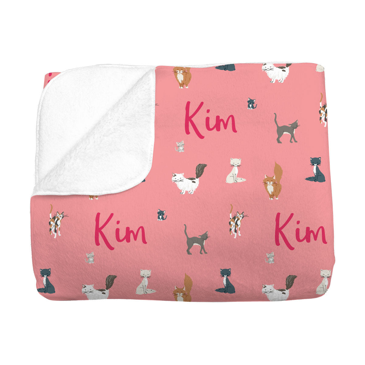 Kim's Kitten Club | Big Kid Blanket