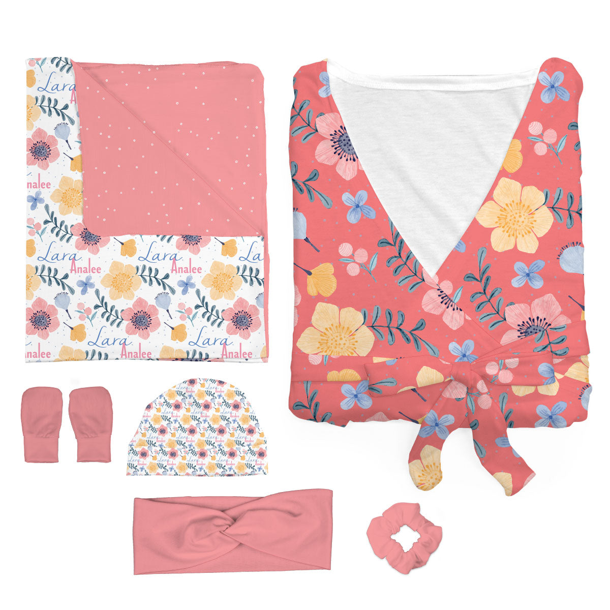 Lara's Fairy Floral | Mommy and Me Bundle