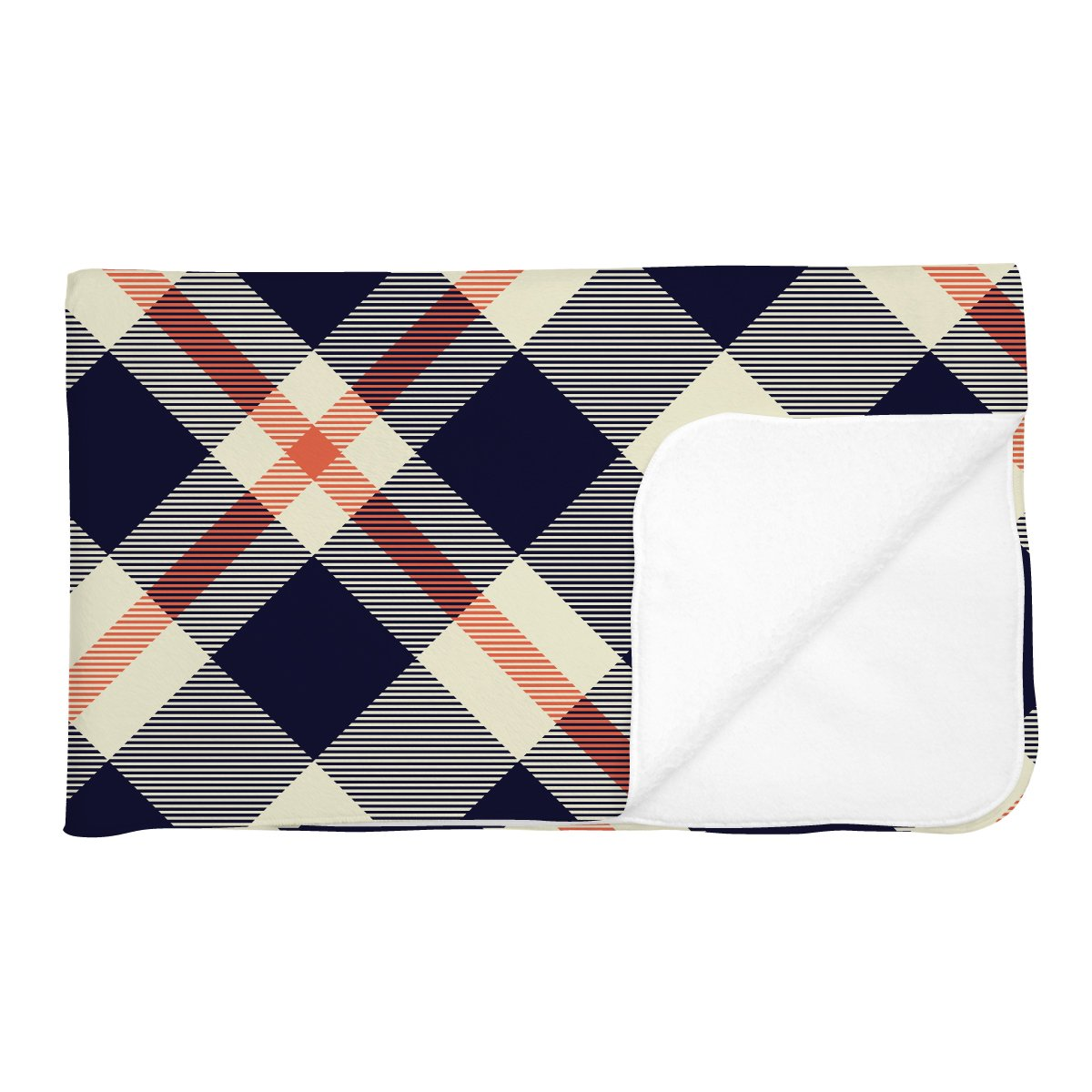Michael's Preppy Plaid | Adult Size Blanket
