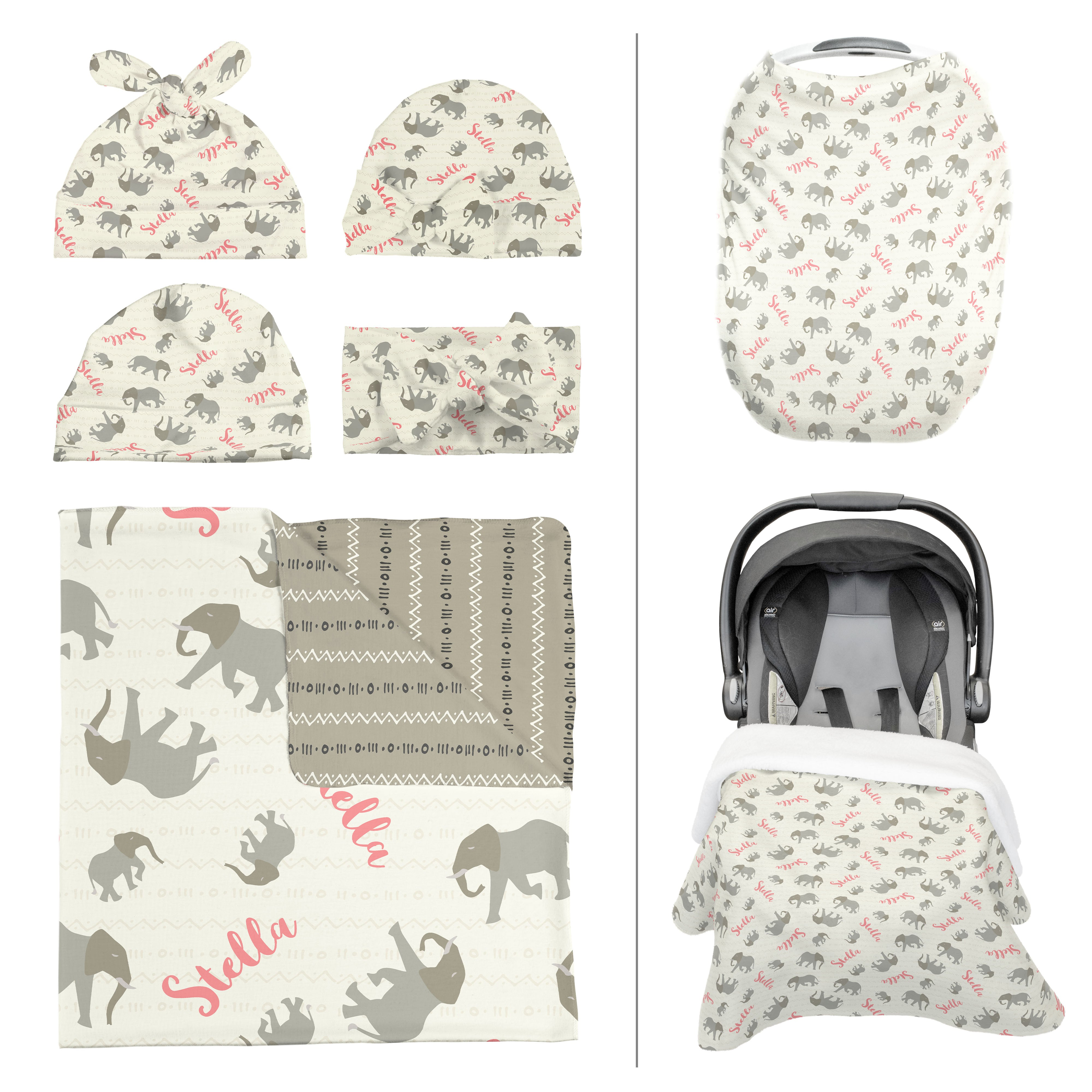 Nyala's Elephant Expedition | Take Me Home Bundle