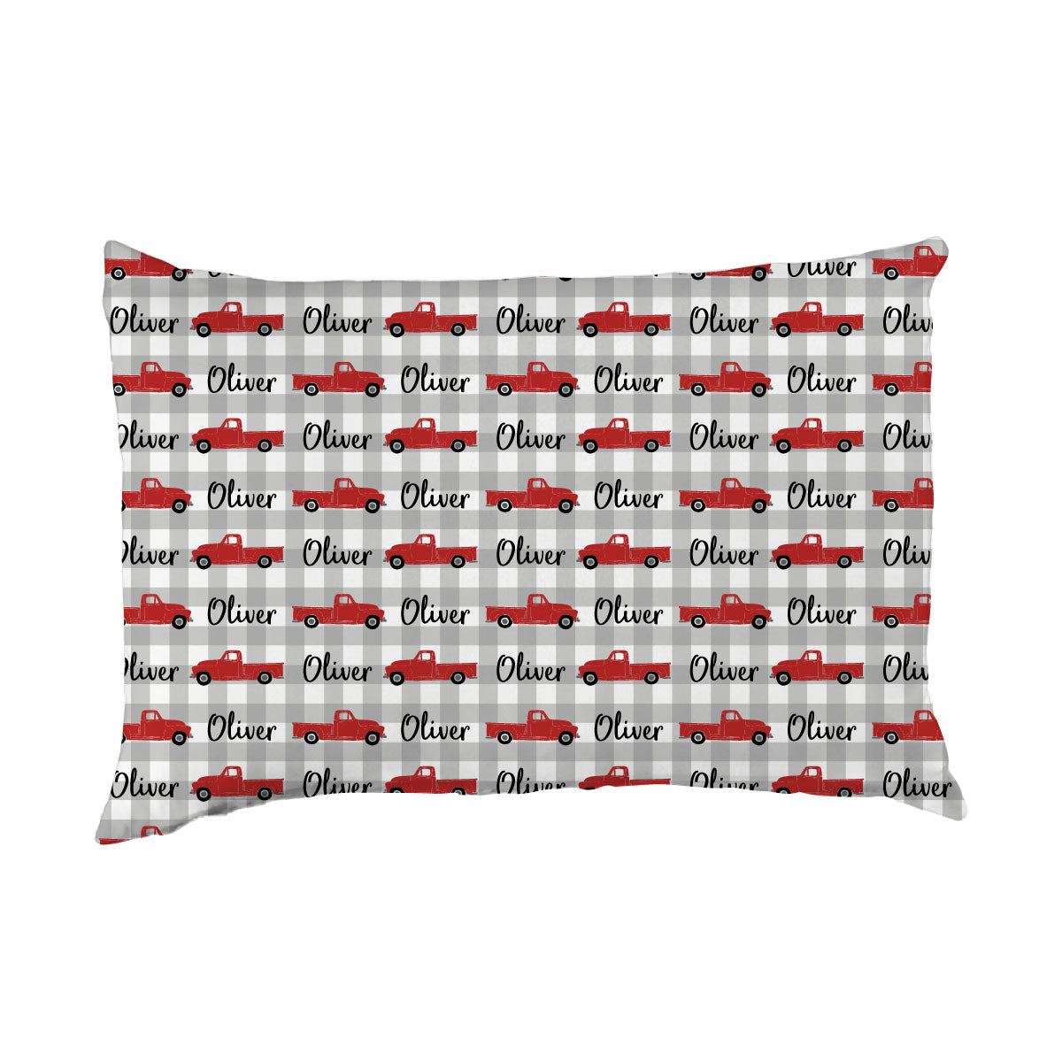 Oliver's Vintage Truck | Big Kid Pillow Case