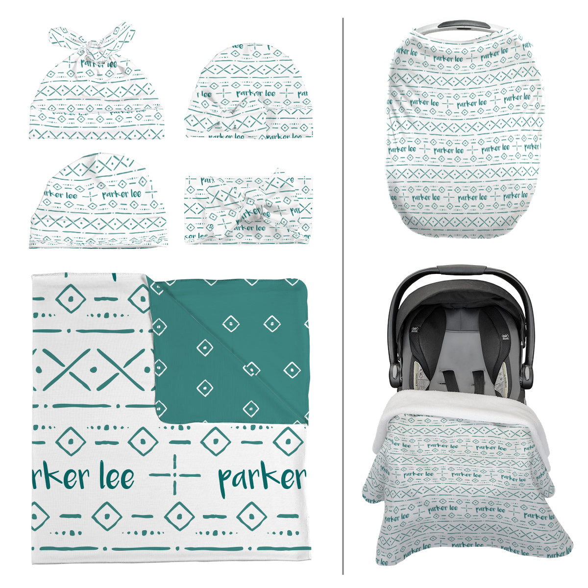 Parker's Tribal Lines | Take Me Home Bundle