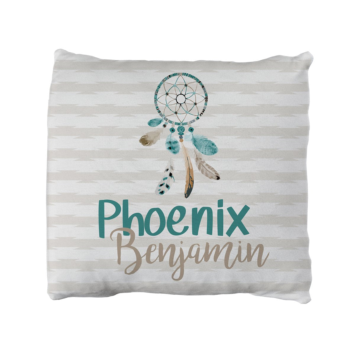 Phoenix's Dream Catcher | Big Kid Throw Pillow