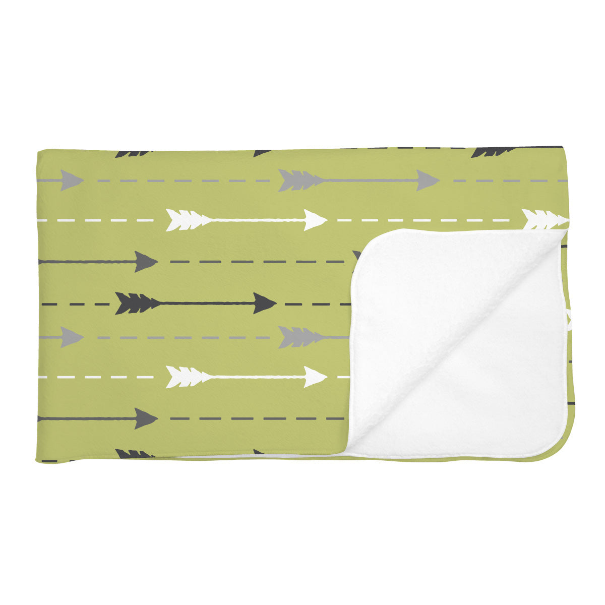 Reed's Chasing Arrows | Adult Size Blanket