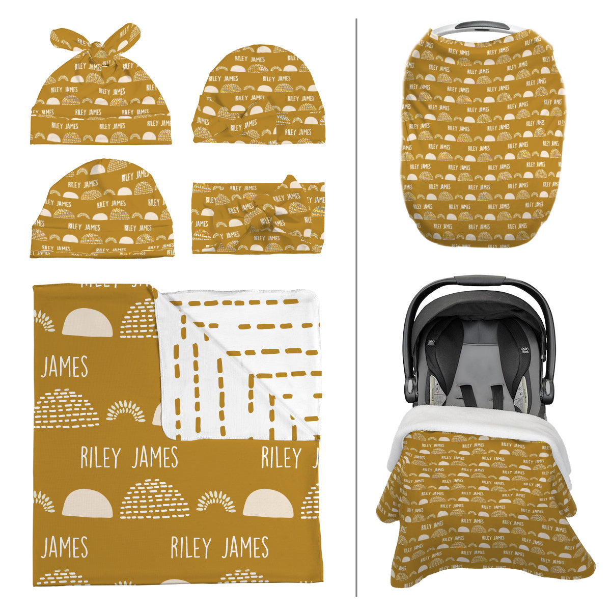 Riley's Minimal Rainbows | Take Me Home Bundle