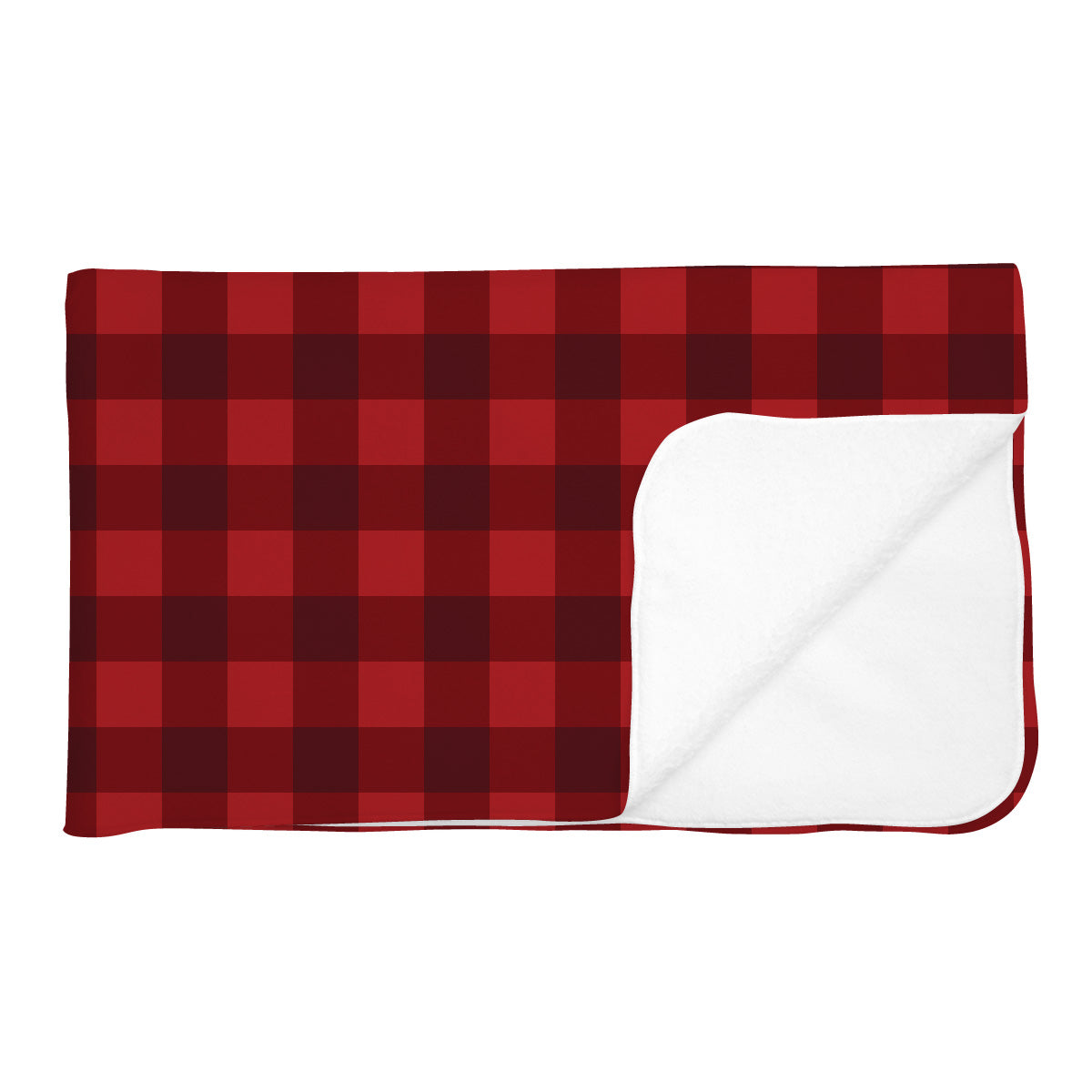 Ryan's Check | Adult Size Blanket