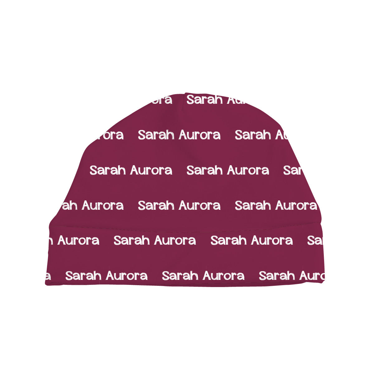 Sarah's Plain Background | Baby Hat