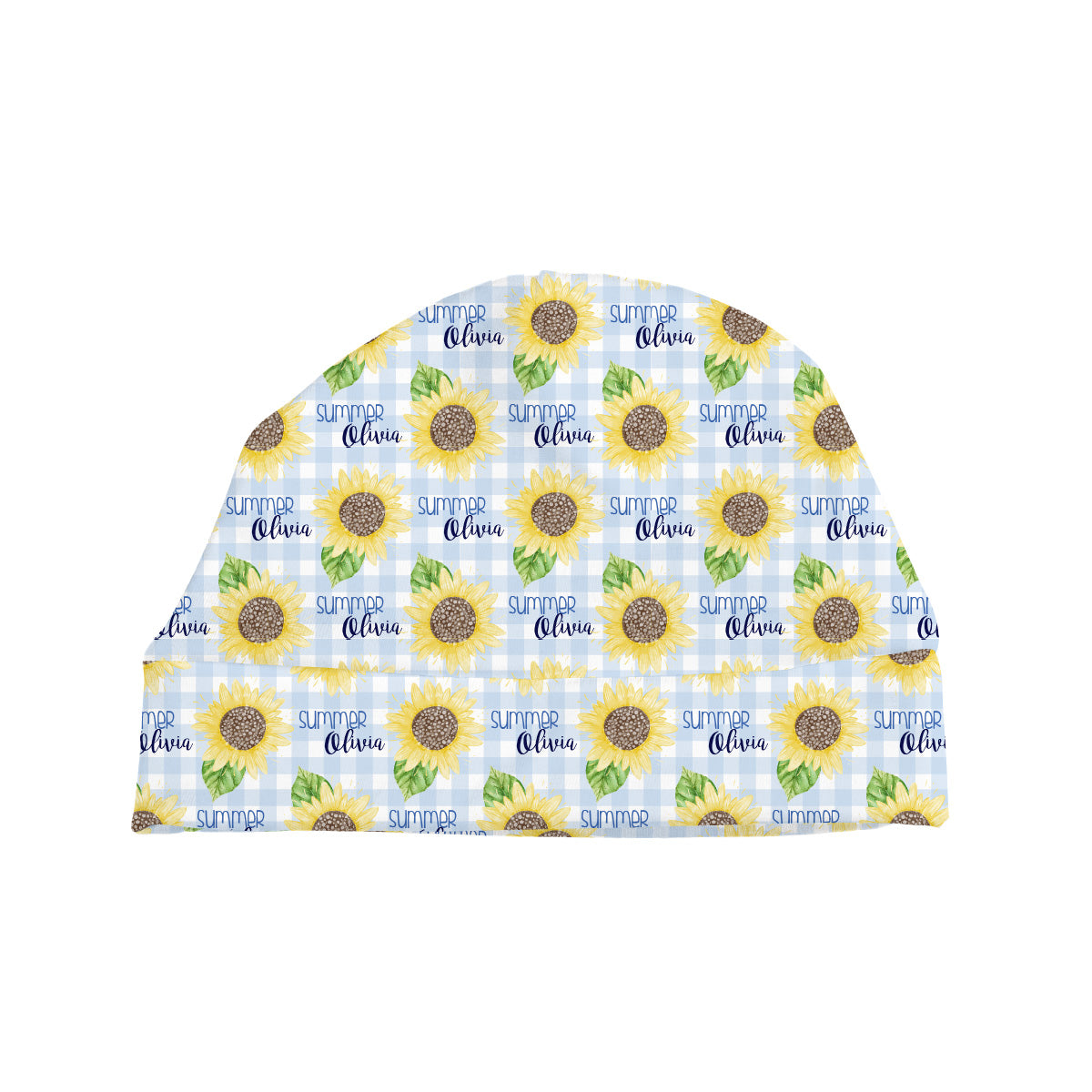 Summer's Sweet Sunflower | Baby Hat
