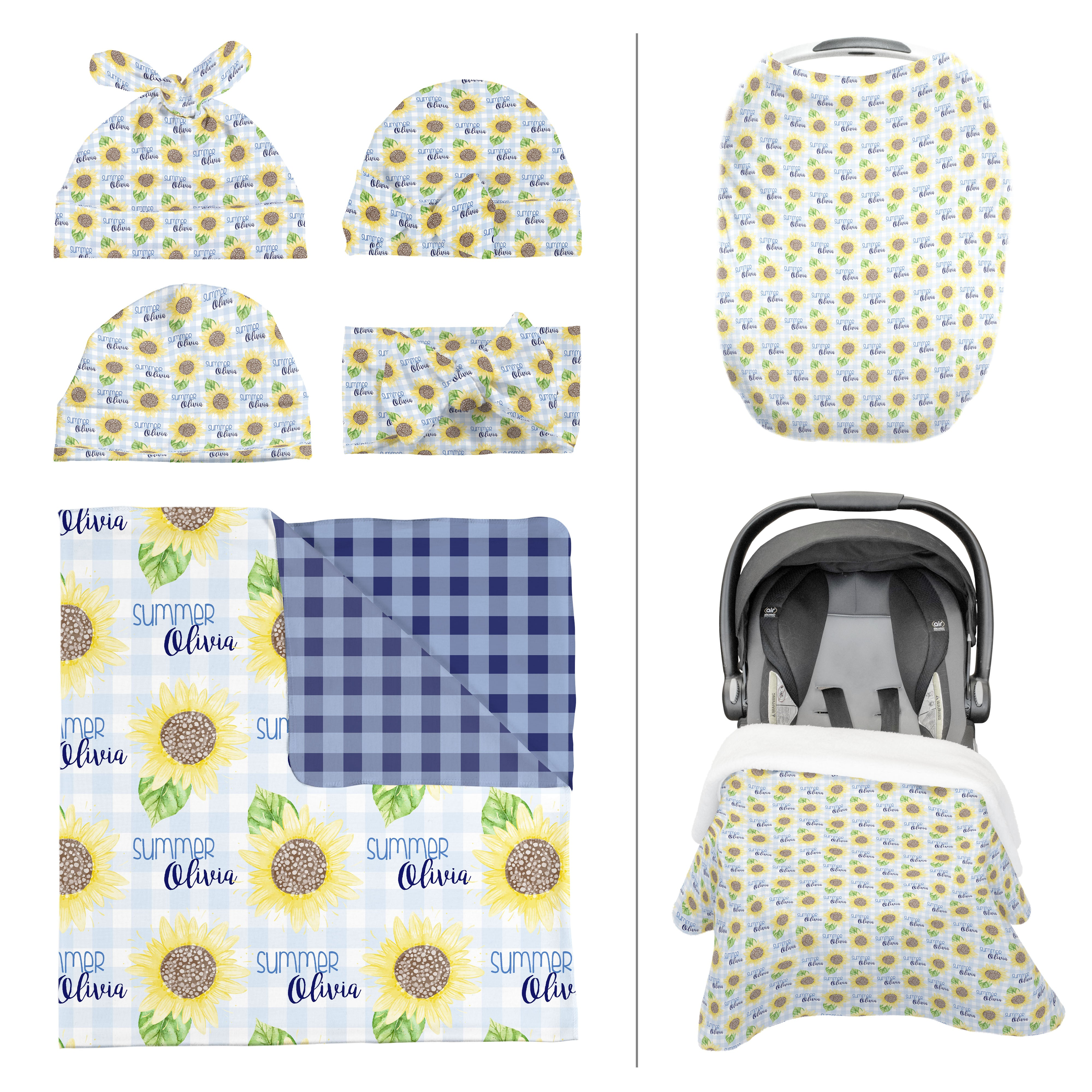 Summer's Sweet Sunflower | Take Me Home Bundle