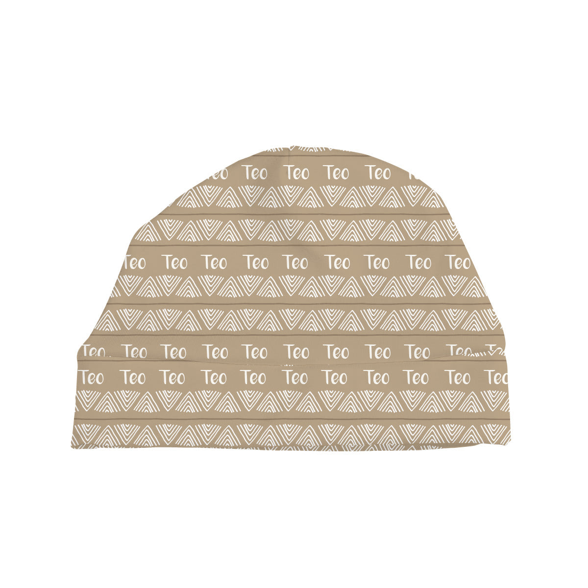 Teo's Sketchy Triangles | Baby Hat