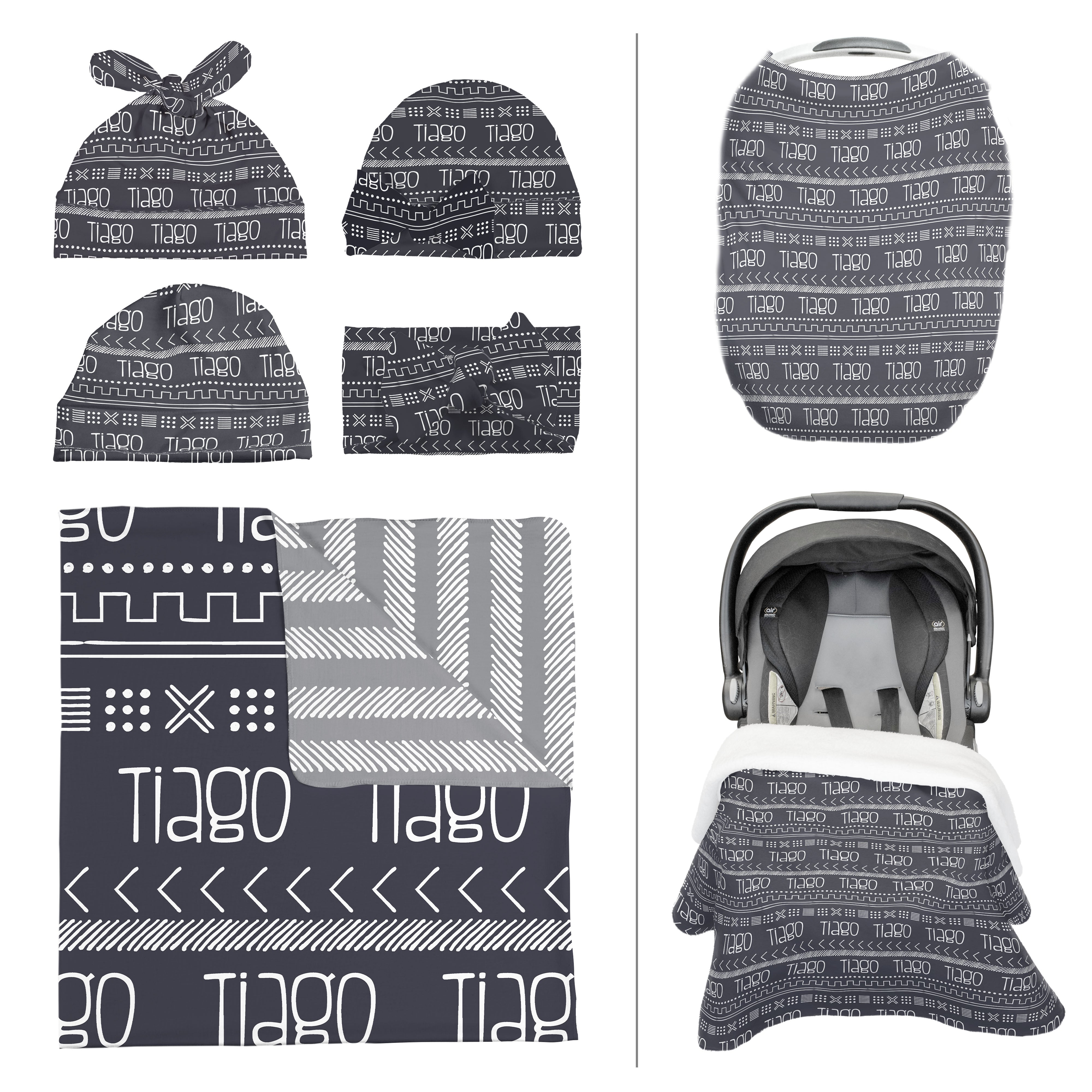 Tiago's Charcoal Tribe | Take Me Home Bundle