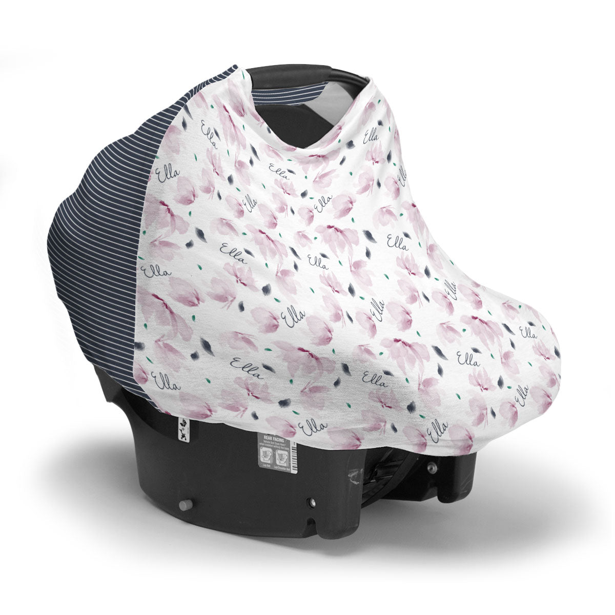 Vera's Enchanted Floral | Car Seat Cover (Multi-Use)