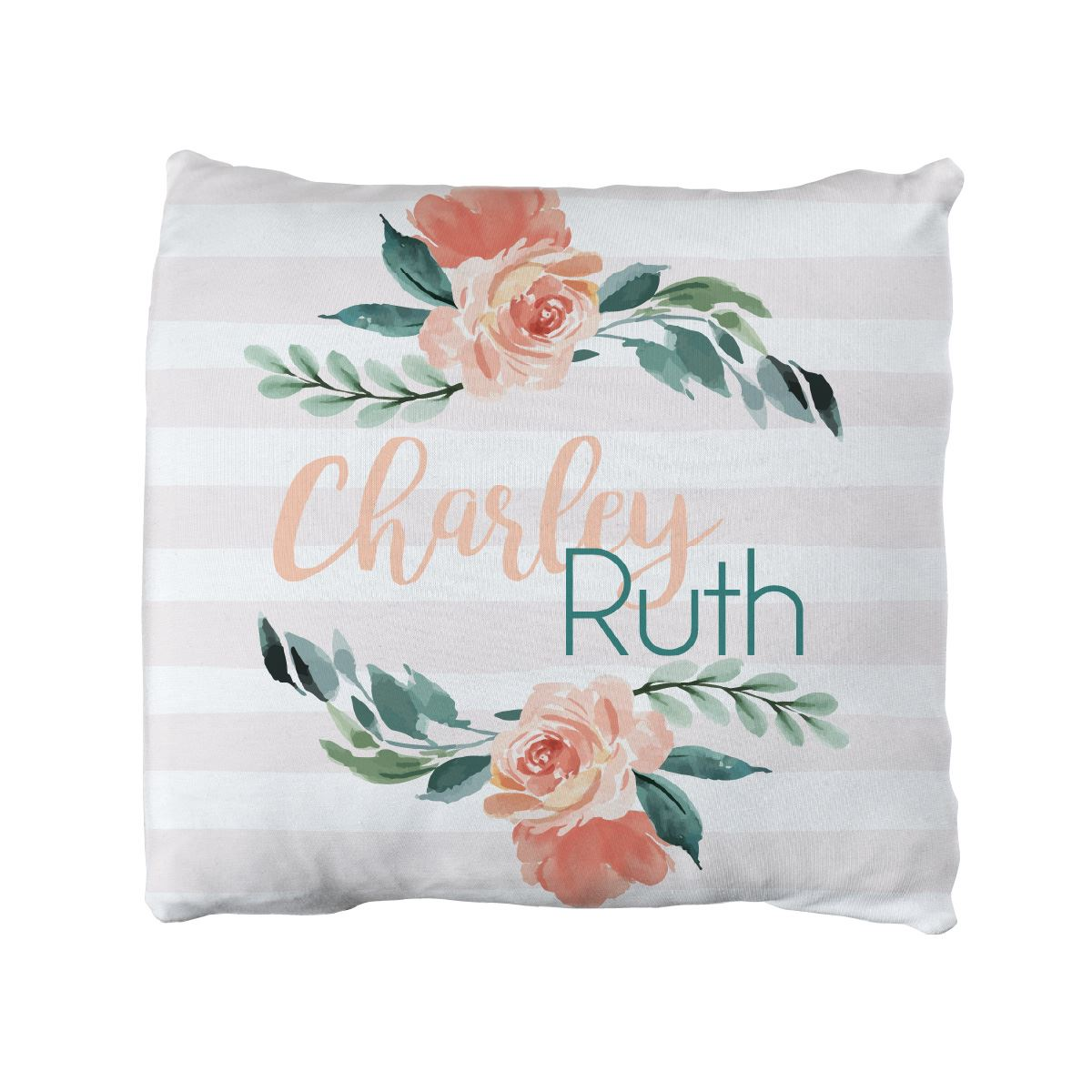 Charley Ruth | Big Kid Throw Pillow