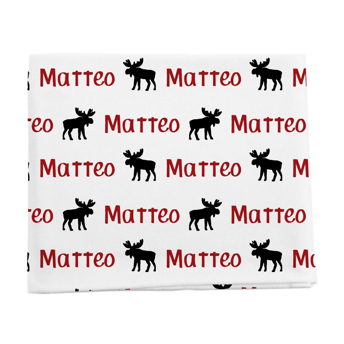 Matteo's Majestic Moose | Swaddle