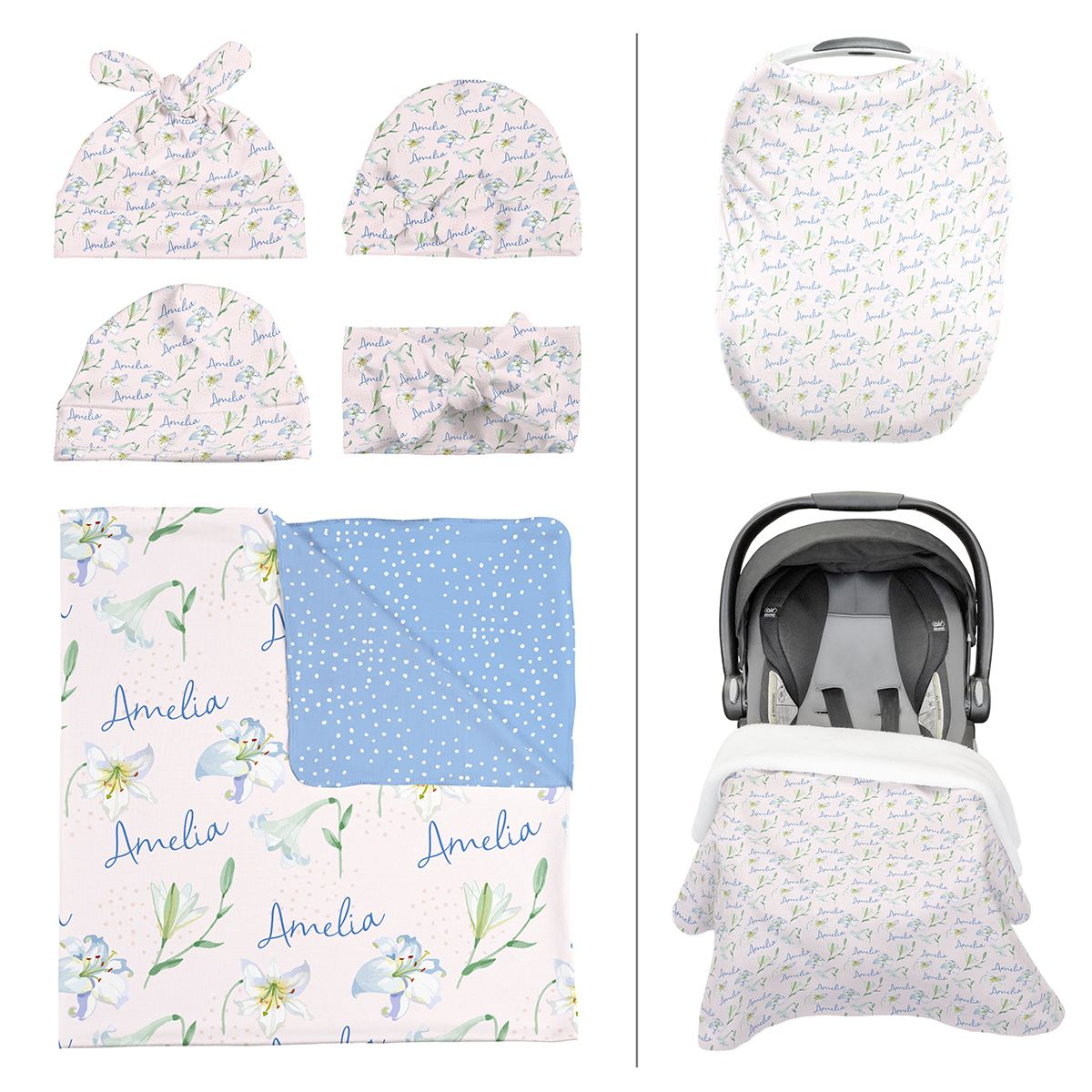 Amelia's Lovely Lily | Take Me Home Bundle