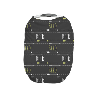 Reed's Chasing Arrows | Car Seat Cover (Multi-Use)
