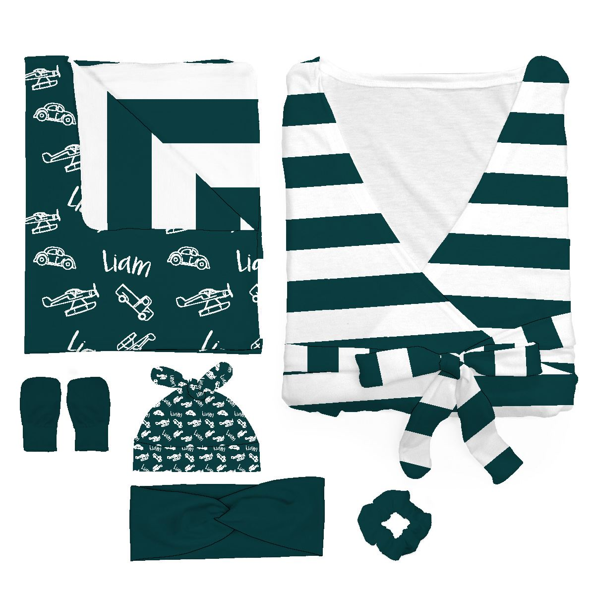 Liam's Wings and Wheels | Mommy & Me Bundle