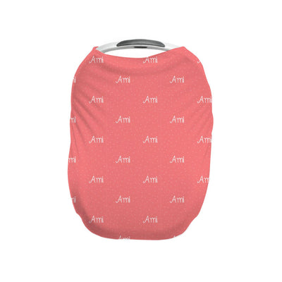 Ami's Cute Confetti | Car Seat Cover (Multi-Use)