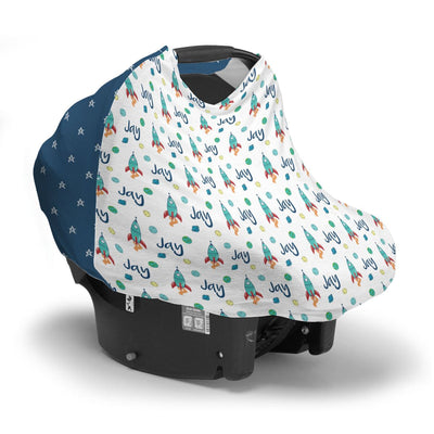 Jay's Space Exploration | Car Seat Cover (Multi-Use)