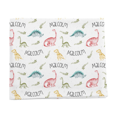 Malcolm's Wild Dinosaurs | Swaddle