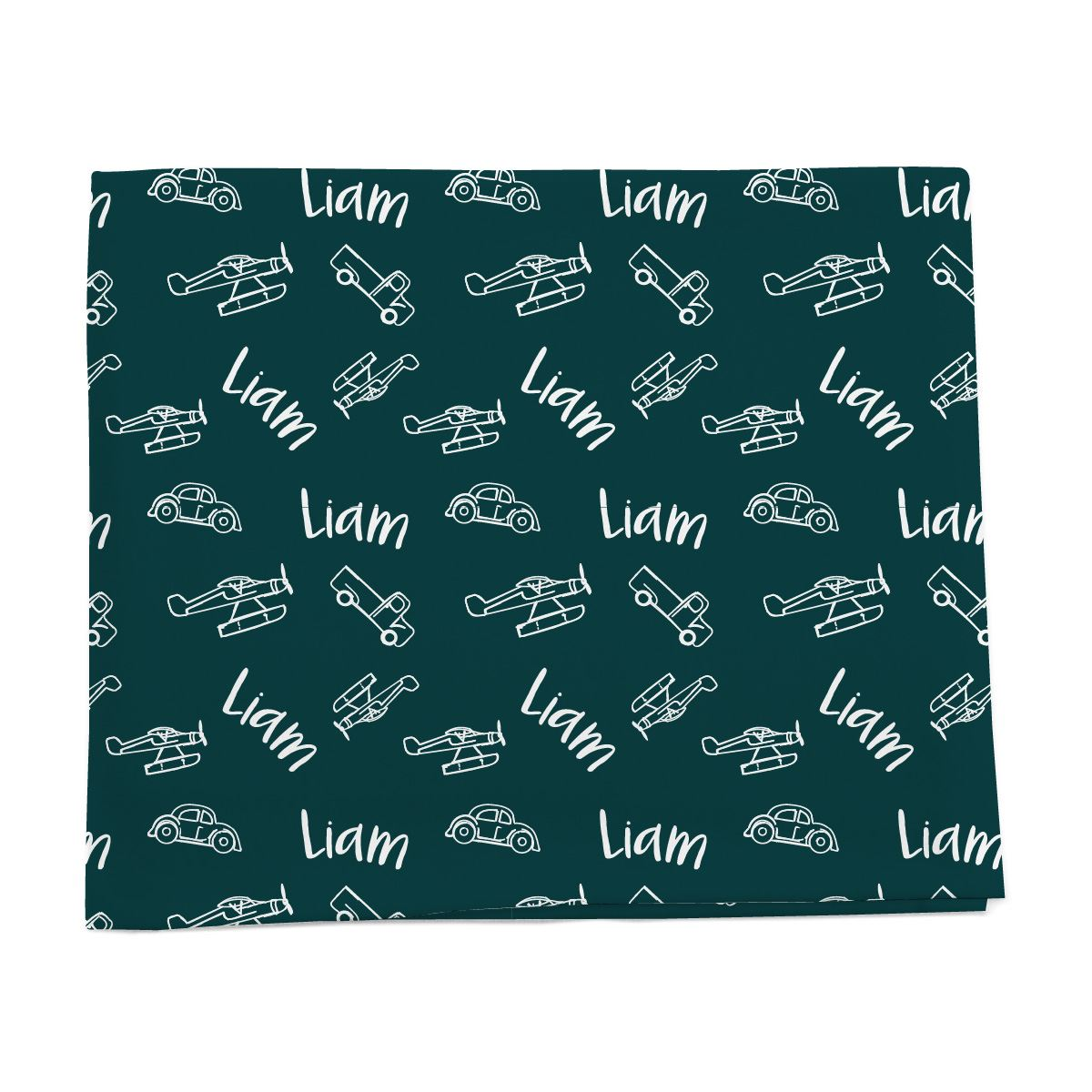 Liam's Wings and Wheels | Swaddle