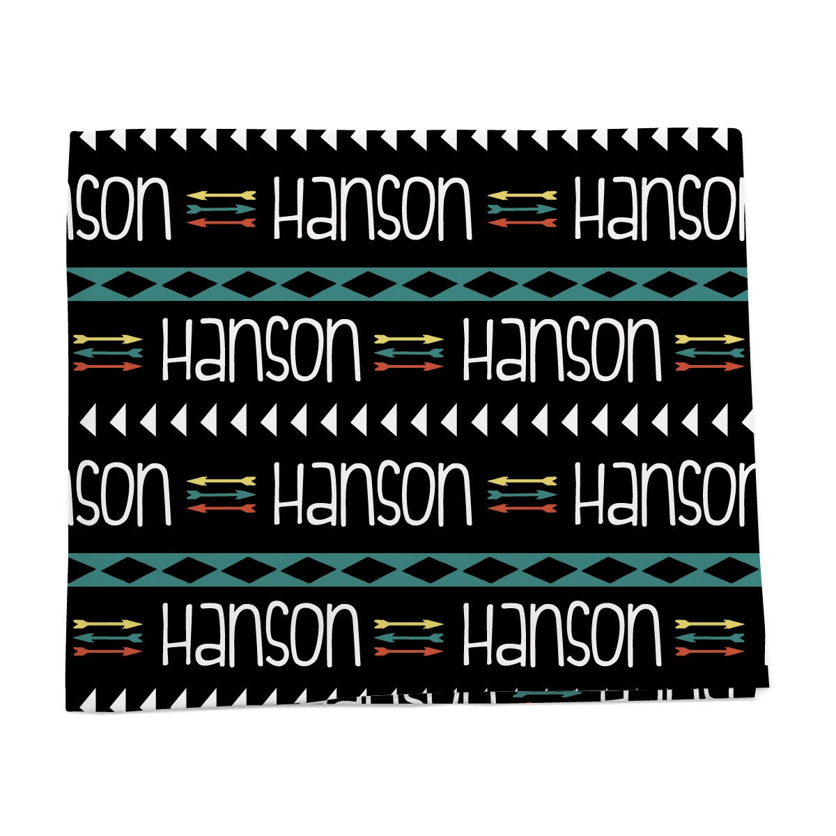 Hanson's Aztec and Arrows | Swaddle