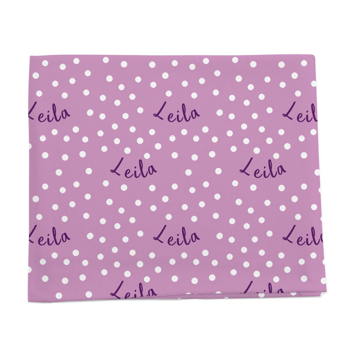 Leila's Small Dots | Swaddle