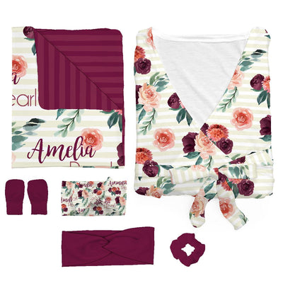 Alice's Autumn Rose | Mommy & Me Bundle